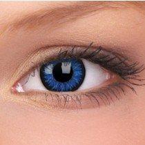 ColourVue Blue Glamour Coloured Contact Lenses