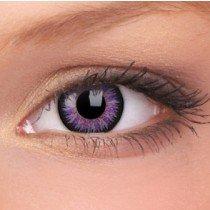 ColourVue Violet Glamour Coloured Contact Lenses